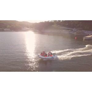 Лодка РИБ Stormline Luxe 420: отзывы, характеристики, фото 6