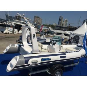 Лодка РИБ Stormline Extra River Drive 500: отзывы, характеристики, фото 11
