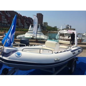 Лодка РИБ Stormline Extra River Drive 500: отзывы, характеристики, фото 1