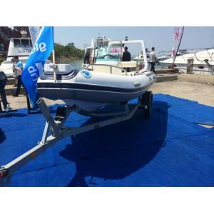 Лодка РИБ Stormline Extra River Drive 500: отзывы, характеристики, фото 5