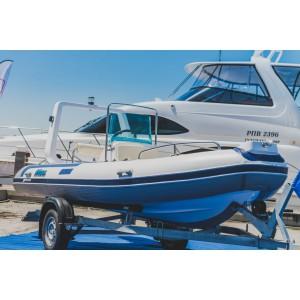 Лодка РИБ Stormline Extra River Drive 500: отзывы, характеристики, фото 8