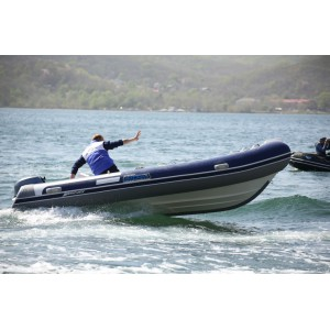 Лодка РИБ Stormline Standard Ocean Drive 500: отзывы, характеристики, фото 1