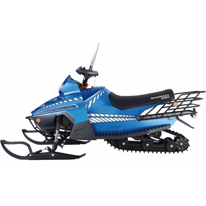Отзывы на Снегоход Sharmax SN-240PRO Landcrafter: отзывы, характеристики, фото